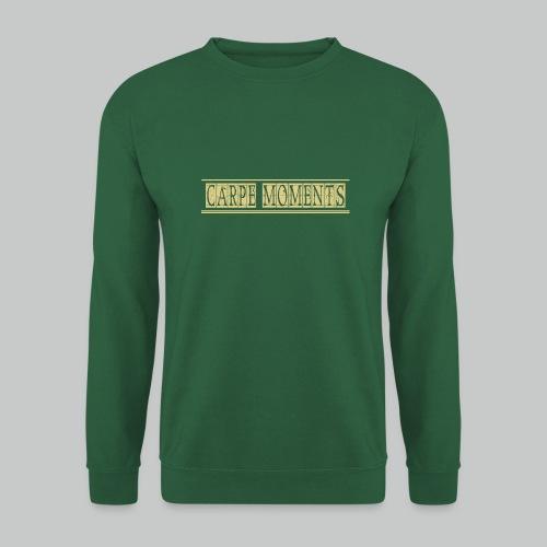 Carpe Moments Carpe Diem - Unisex Sweatshirt
