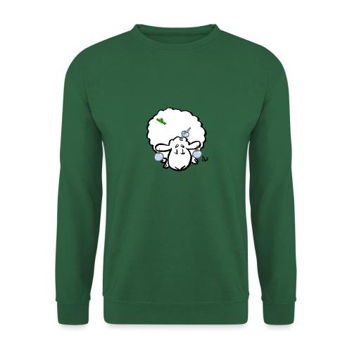 Weihnachtsbaumschaf - Unisex Pullover
