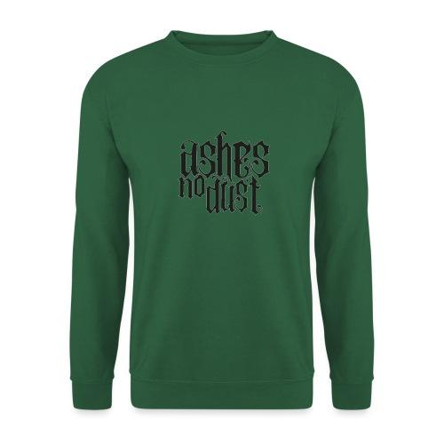 Black logo Ashes No Dust - Sweat-shirt Unisexe