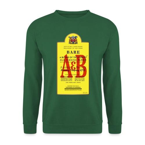 A&B • BOTTLE (2 print: front & back) - Unisex svetaripaita
