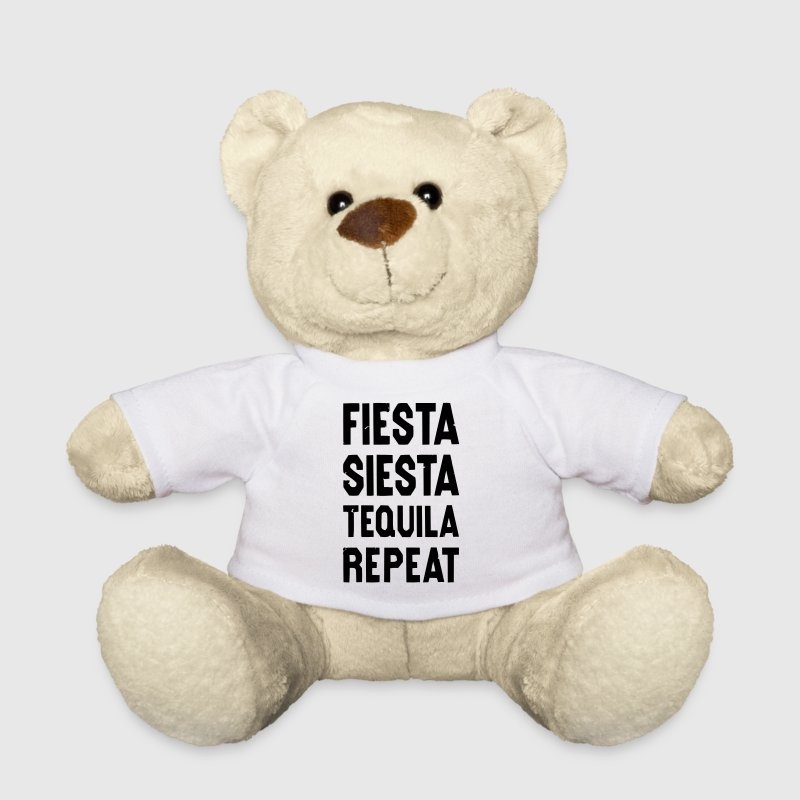 FIESTA SIESTA TEQUILA Knuffeldieren - Teddy