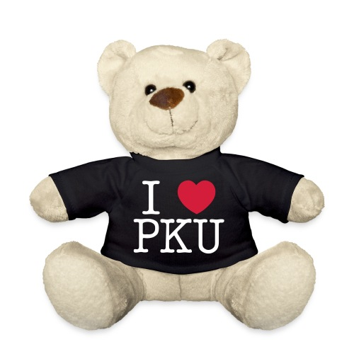 I love PKU - Orsetto
