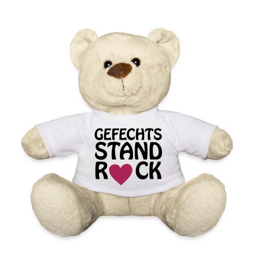 Gefechtsstand Rück Herz - Teddy