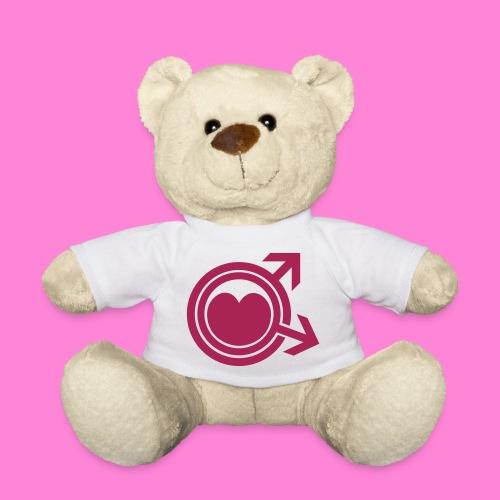 Ik hou van mijn man/vriend - Teddy