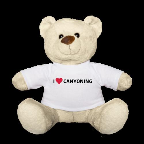 iLoveCanyoning - Teddy