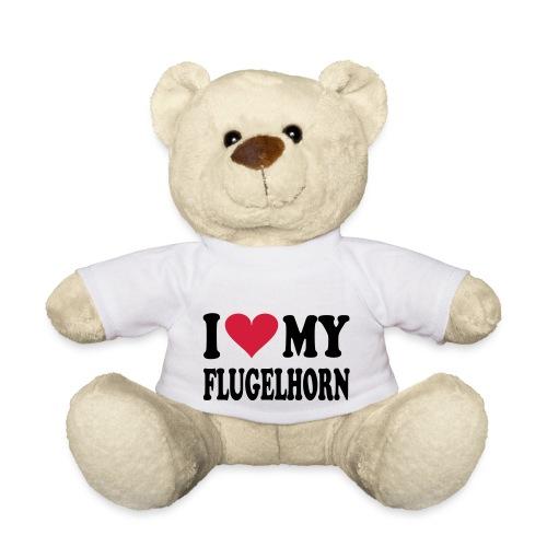 I LOVE MY FLUGELHORN - Teddybjørn