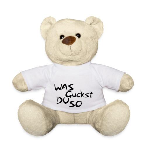 was guckst du so - Teddy