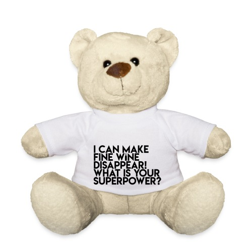 superpower - Teddybjørn