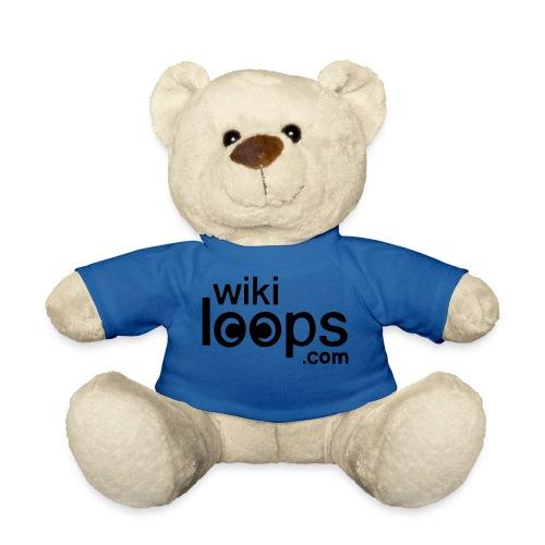 wikiloops square logo - Teddy Bear