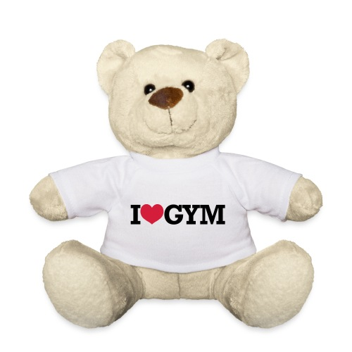 I Love Gym - Bodybuilding, Crossfit, Fitness - Teddy