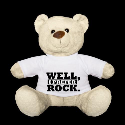I Rock Well. - Teddy