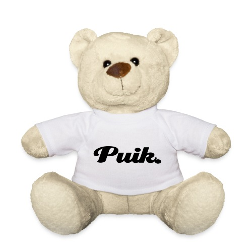 Puik. - Teddy Bear