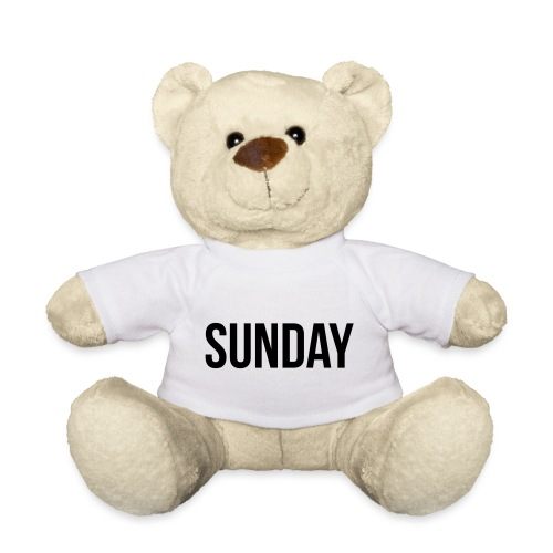 Sunday - Teddy Bear