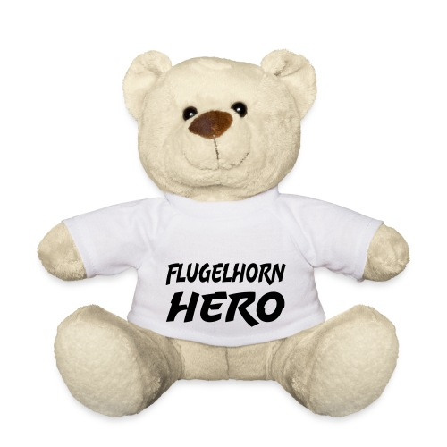 Flugelhorn Hero - Teddy Bear