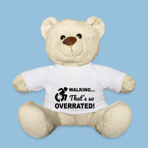 Walkingoverrated2 - Teddy