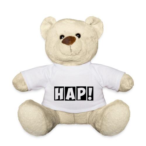 Hap_1_kleur - Teddy