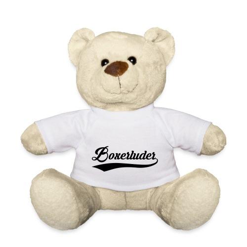 Motorrad Fahrer Shirt Boxerluder - Teddy
