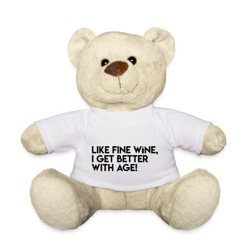 FineWine - Teddybjørn