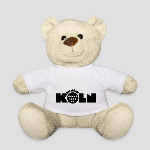 Köln Wappen modern - Teddy