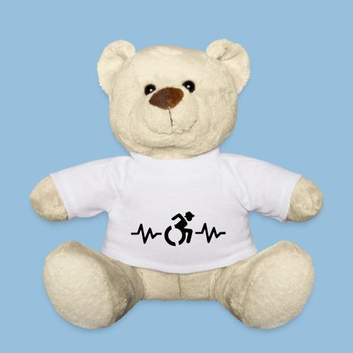 Wheelchairheartbeat1 - Teddy