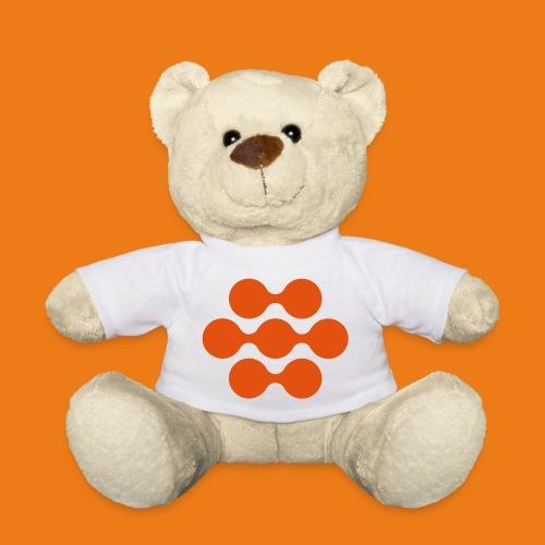seed madagascar logo squa - Teddy Bear