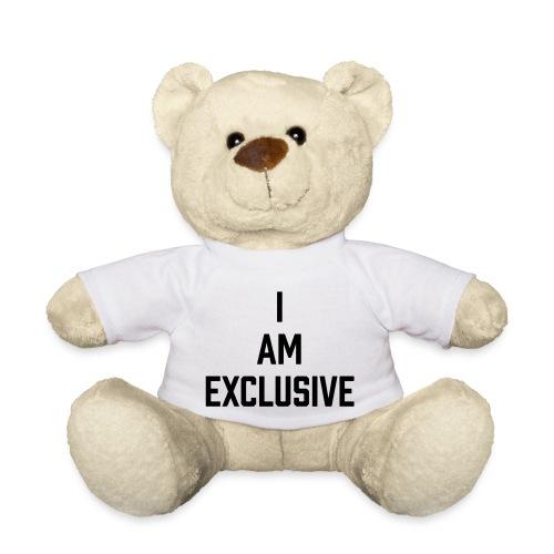 I am Exclusive - Teddy