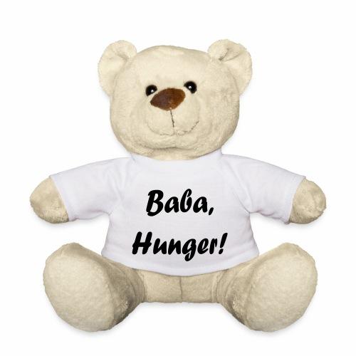 Baba, Hunger! - Teddy