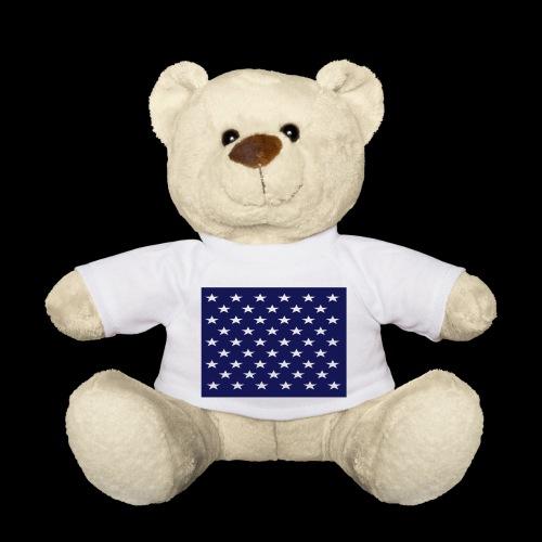 stars and stripes part1 - Teddy Bear