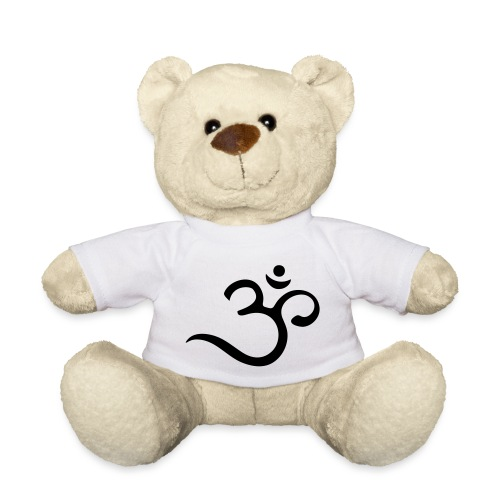 Om Mantra Symbol Yoga - Teddy