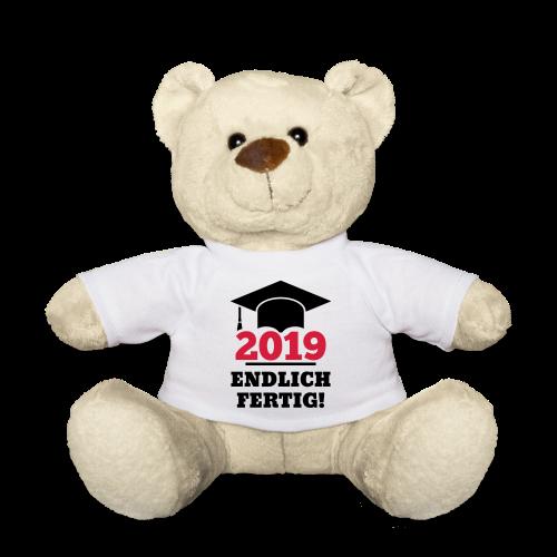 Doktorhut - Geschenk Schüler, Student, Doktorand - Teddy
