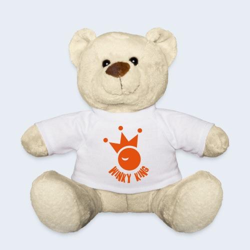 Winky King Logo - Teddy