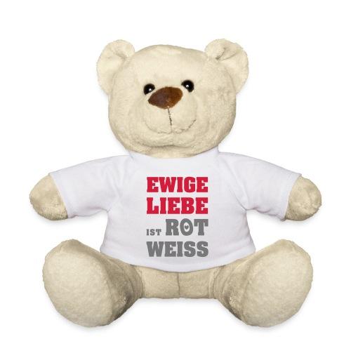 Ewige Liebe ist Rot-Weiss - Teddy