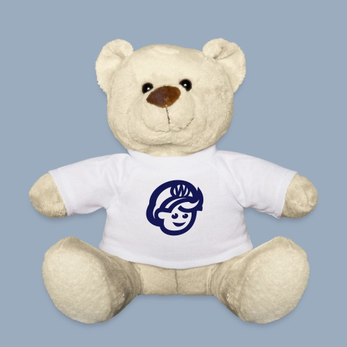 logo bb spreadshirt bb kopfonly - Teddy Bear