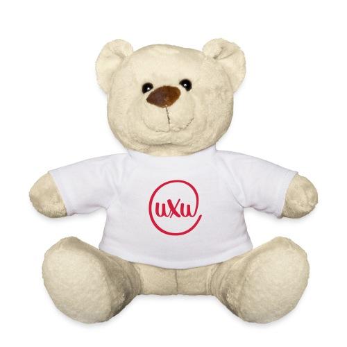 UXU logo round - Teddy Bear