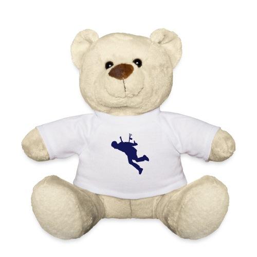 Paragleiter startet - Teddy