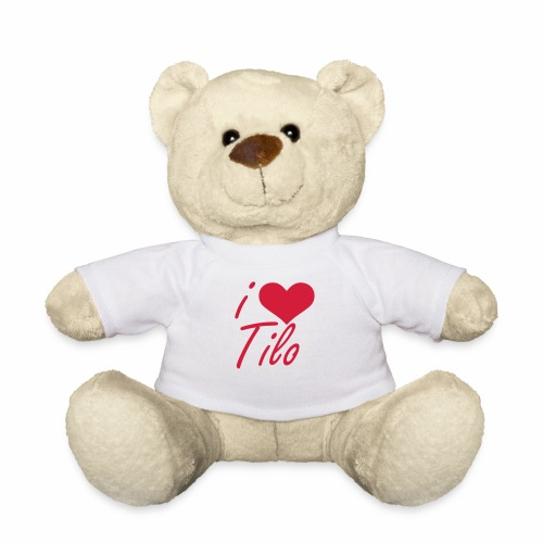 I love Tilo - Teddy