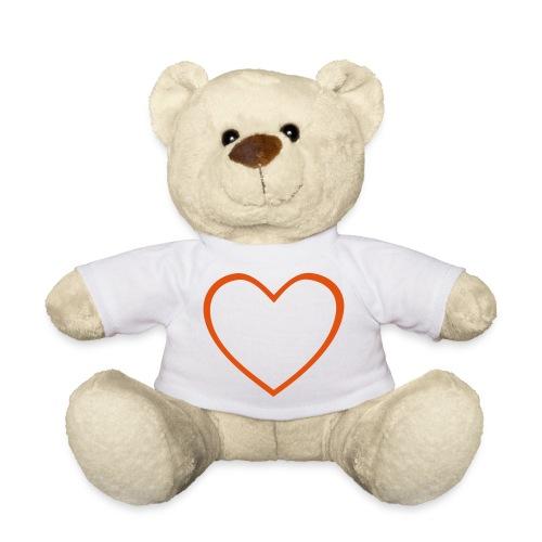 Hjärta 4 - Nallebjörn