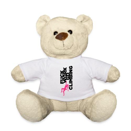Go Climbing girl! - Teddy Bear