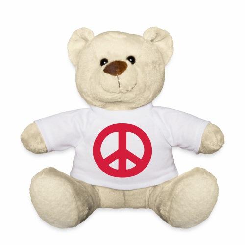 Peace - Teddy Bear