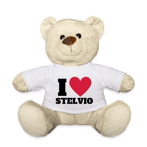 I LOVE STELVIO - Orsetto