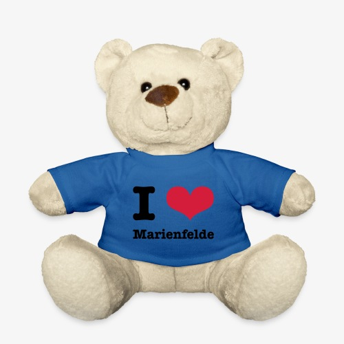 I love Marienfelde - Teddy