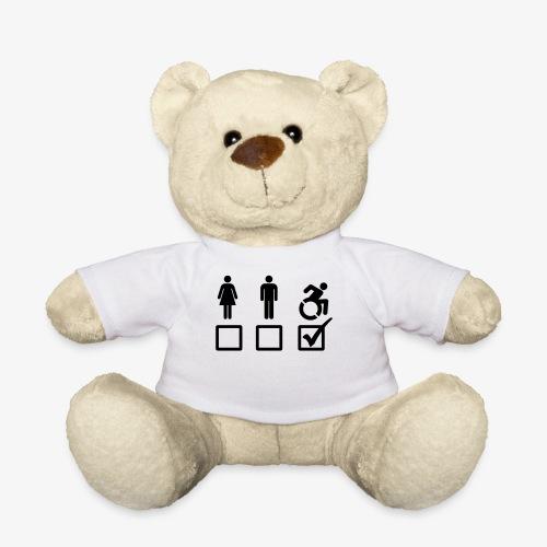 Rolstoel gebruiker is geschikt 001 - Teddy
