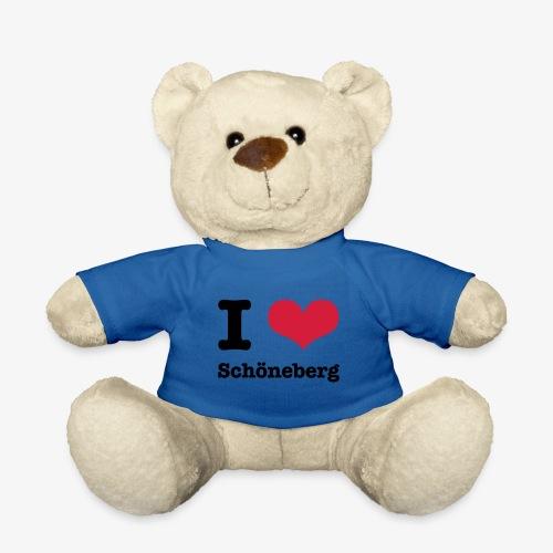 I love Schöneberg - Teddy