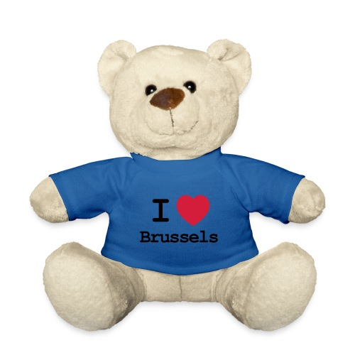 I love Brussels - Teddy