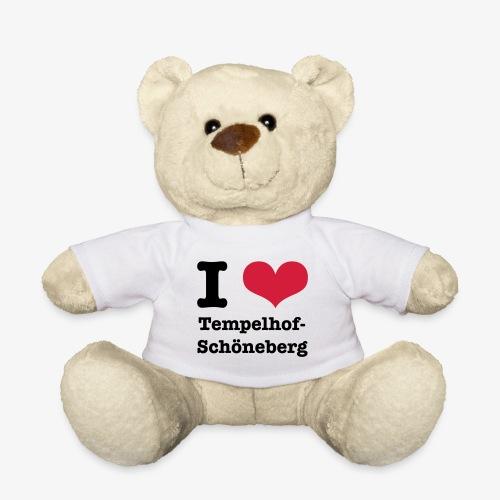 I love Tempelhof-Schöneberg - Teddy