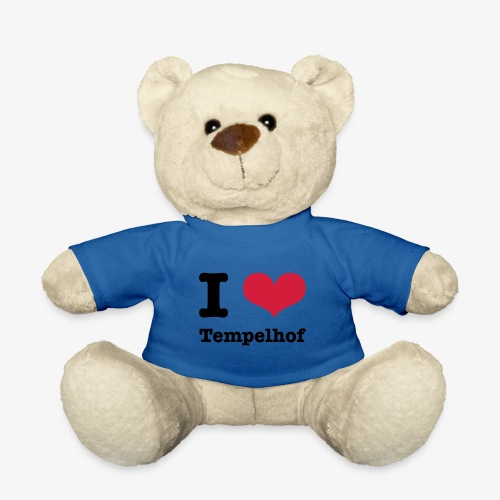 I love Tempelhof - Teddy