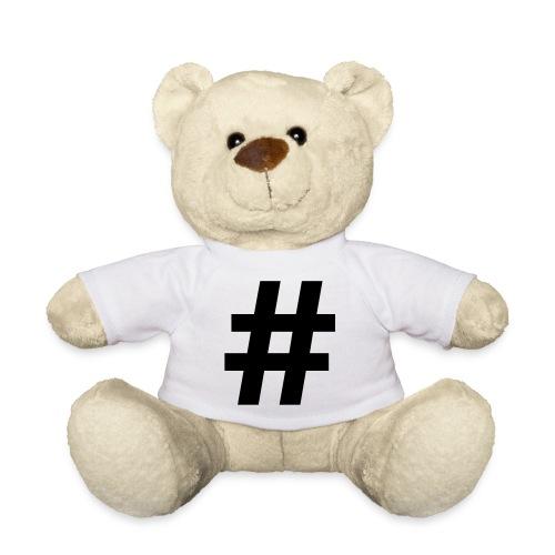 #Hashtag - Teddy