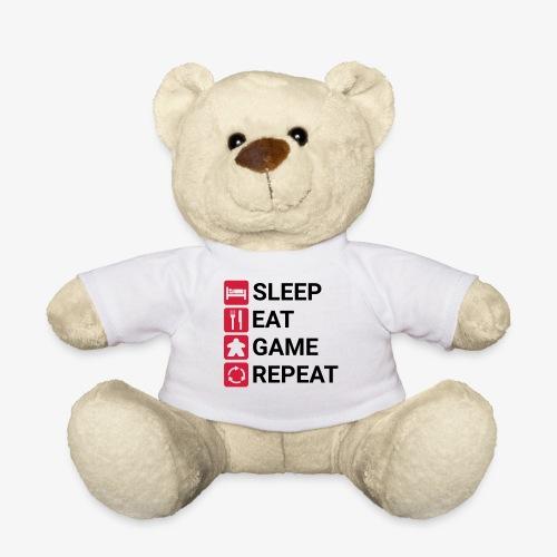 Sleep, eat, game, repeat - Teddybjørn