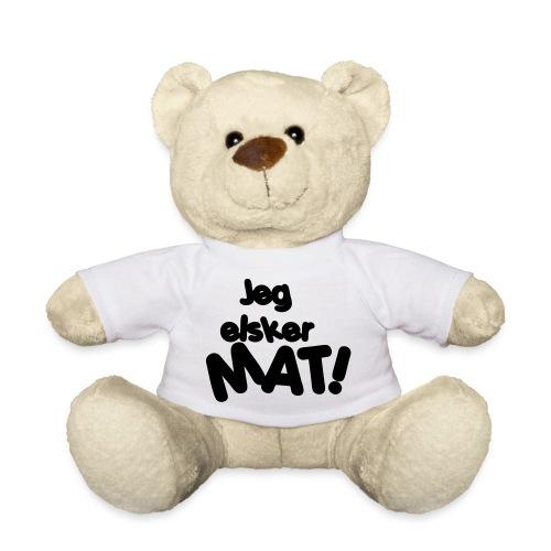 Jeg elsker mat - Teddybjørn