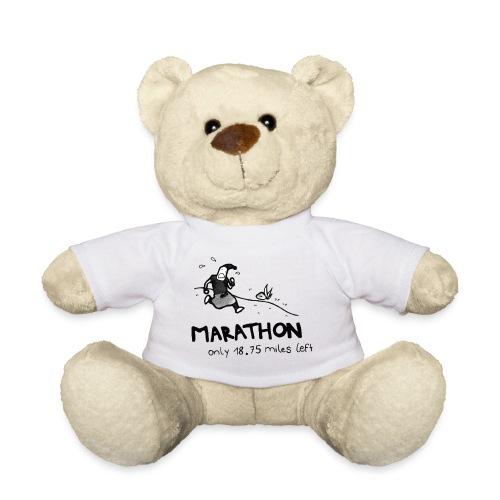 marathon-png - Miś w koszulce